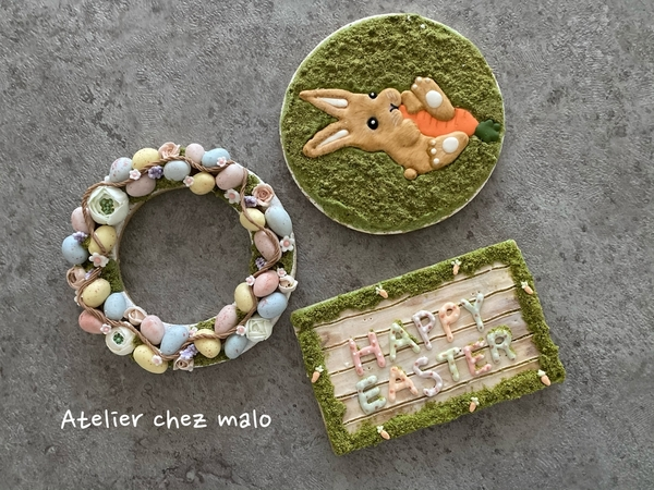 #7 - Happy Easter by CHIKAKO.F