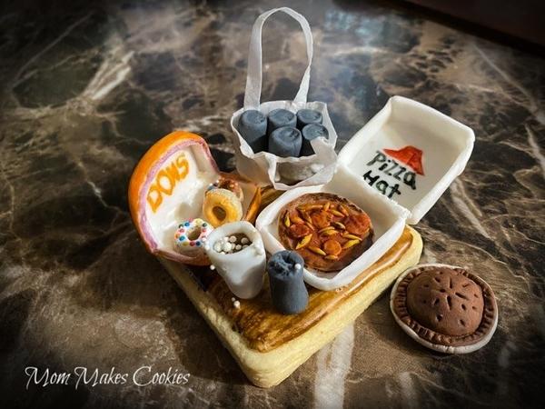 #9 - Comfort Food, Anyone? by Kim Damon