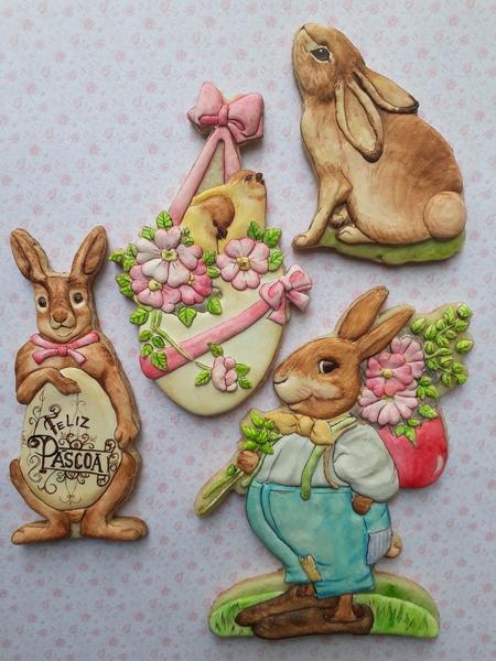 #10 - Happy Easter to All by Elke Hoelzle
