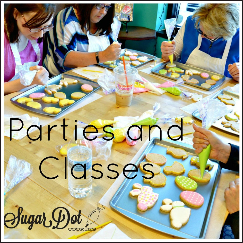 How to Host Cookie Decorating Parties and Classes - Live Online Class