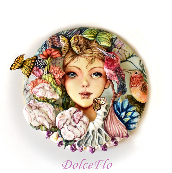 #1 - Rebirth by Dolce Flo