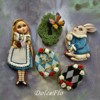 #2 - Alice in Easterland: By Dolce Flo