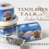 #3 - Toolbox Talk - Shortening: By Liesbet