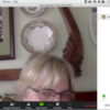 """How to Rename and Edit Profile Picture in """"Participants"""" Pane: Screenshot of Zoom on Julia's Laptop"""