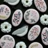 #5 - Birds and Flowers: By mintlemonade (cookie crumbs)
