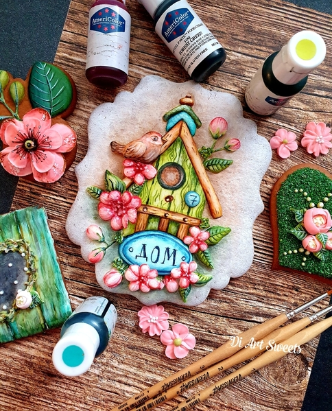 #7 - Spring Home! by Di Art Sweets