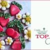 Top 10 Cookies Banner - 5-30-2020: Cookies and Photo by Ewa Kiszowara MOJE PIERNIKI; Graphic Design by Julia M Usher