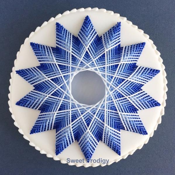 Blue Polygon - Sweet Prodigy
