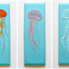 Jellyfish Cookie - Where We're Headed!: Cookies and Photos by Aproned Artist