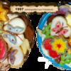 Gabi's Cookies Circa 1997: Cookies, Photos, and Graphic Design by Icingsugarkeks