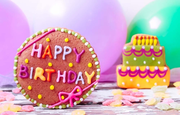#8 - Happy Birthday to Cookie Connection! by Shutterstock