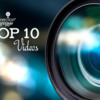 Top 10 Videos Banner: Photo from Shutterstock; Graphic Design by Julia M Usher