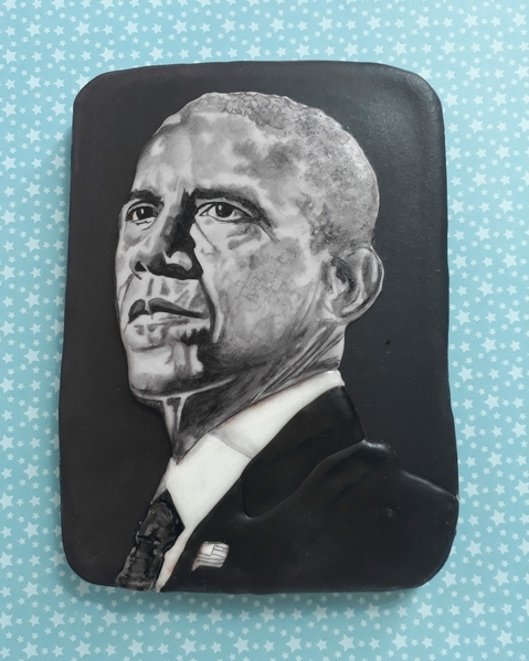 #2 - Dear Presidente Obama by Elke Hoelzle