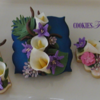Lilies of Summer: Cookies and Photo by Cookies Fantastique