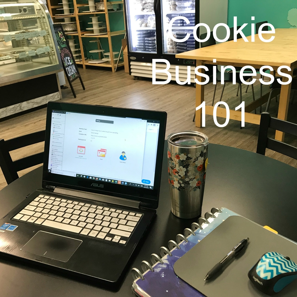 Cookie Business 101 - Live Online Class
