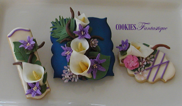 #1 - Lilies of Summer by Cookies Fantastique