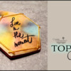 Top 10 Cookies Banner - August 22, 2020: Cookies and Photo by Judit Tarsoly; Graphic Design by Julia M Usher
