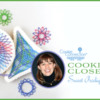 Sweet Prodigy Cookier Close-up Banner: Cookies and Photos by Sweet Prodigy; Graphic Design by Julia M Usher