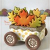 3-D Cookie Wagon 2 | Manu: Design, Cookies by Manu