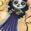 #1 - Halloween Doll: By Iliana Hernández