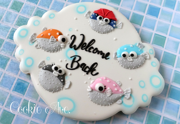 #4 - Welcome Back by Ryoko ~Cookie Ave.