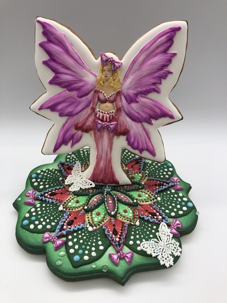 #10 - Fairy Flower by Yulia Bunnell
