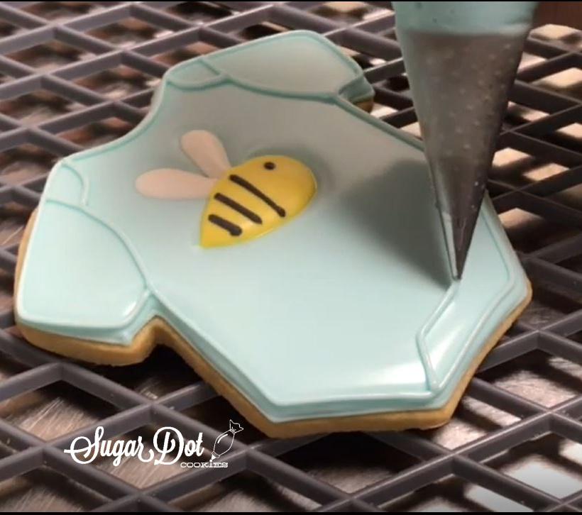 Online Beginner Cookie Decorating Class
