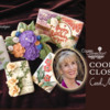 Cookier Close-up Banner for Carol Mattison: Cookies and Photos by Cookies Fantastique; Graphic Design by Julia M Usher