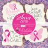 Breast Cancer Awareness Month Stencil Sale: Stencil Designs and Graphic by Confection Couture Stencils