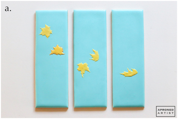 Step 2a - Pipe Leaf Shapes