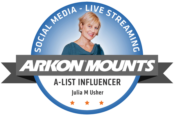 Arkon_Badge_A_list_Influencer_Julia_Usher_Hi_Rez CROPPED