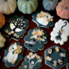 #1 - Sweetly Spooky - Class-y Cookies: By Danielle Robinson