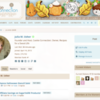 "Julia's ""Posts"" Tab on Her Member Profile: Screenshot of Julia's ""Portfolio"""
