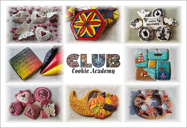 Club Cookie Acadamy Prize Donated by Tunde's Creations