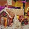 Moroccan-Style Gingerbread House: Cookies and Photo by Shamantha (Blyssful Cookies)