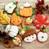 Autumn Set: Cookies and Photo by Di Art Sweets