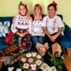 Dora and Friends Wearing Traditional Bulgarian Embroidery: Photo Courtesy of Di Art Sweets
