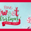 One Sweet Christmas Banner for Cookie Connection: Banner Courtesy of Avalon Yarnes at The Cake and Cookie