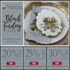 Black November Sale Banner: Cookie and Photo by Julia M Usher; Graphic Design by Confection Couture Stencils
