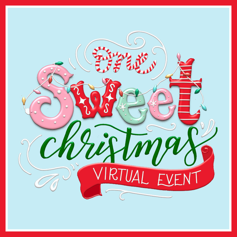 One Sweet Christmas Virtual Event with Julia and Many Others!
