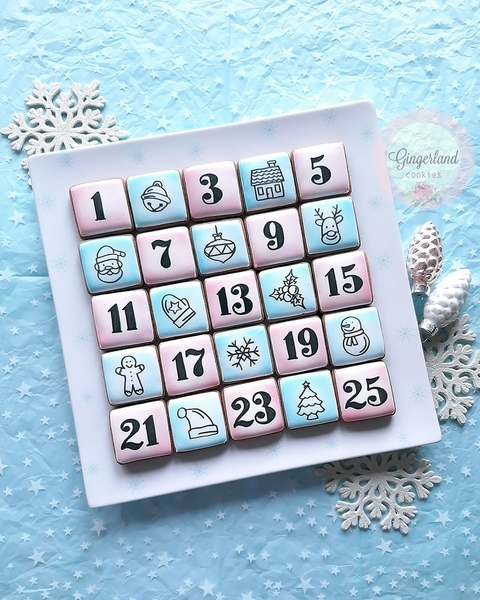 #10 - Advent Calendar (2020) by Gingerland