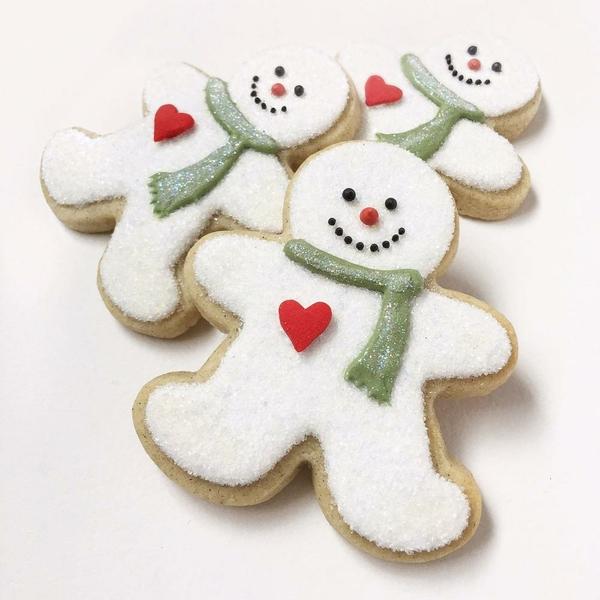#5 -Christmas Snowmen
