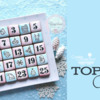 Top 10 Cookies Banner - 12-5-2020: Cookies and Photo by Gingerland; Graphic Design by Julia M Usher