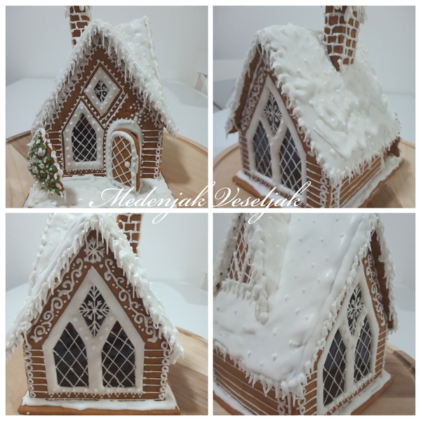 #2 - Gingerbread House by Medenjak Veseljak