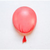 Step 2c - Cut Balloon Tail: Photo by Aproned Artist