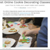 Best Online Cookie Classes Banner: Courtesy of The Spruce Eats