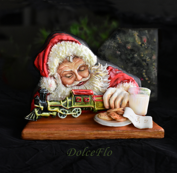 #1 - A Gift For Santa by Dolce Flo
