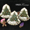 #2 - Musical Christmas Trees: By Cookies Fantastique