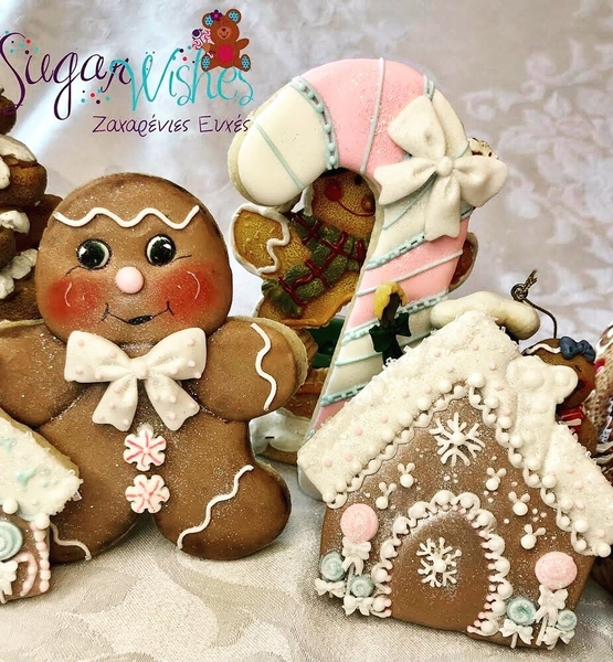 #9 - Gingerbread! by Tina at Sugar Wishes