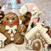 #9 - Gingerbread!: By Tina at Sugar Wishes